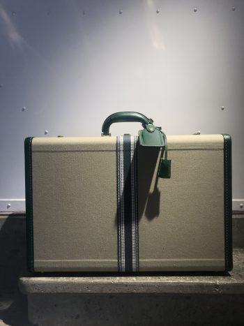 マスミ鞄嚢、豊岡鞄、オーダートランク